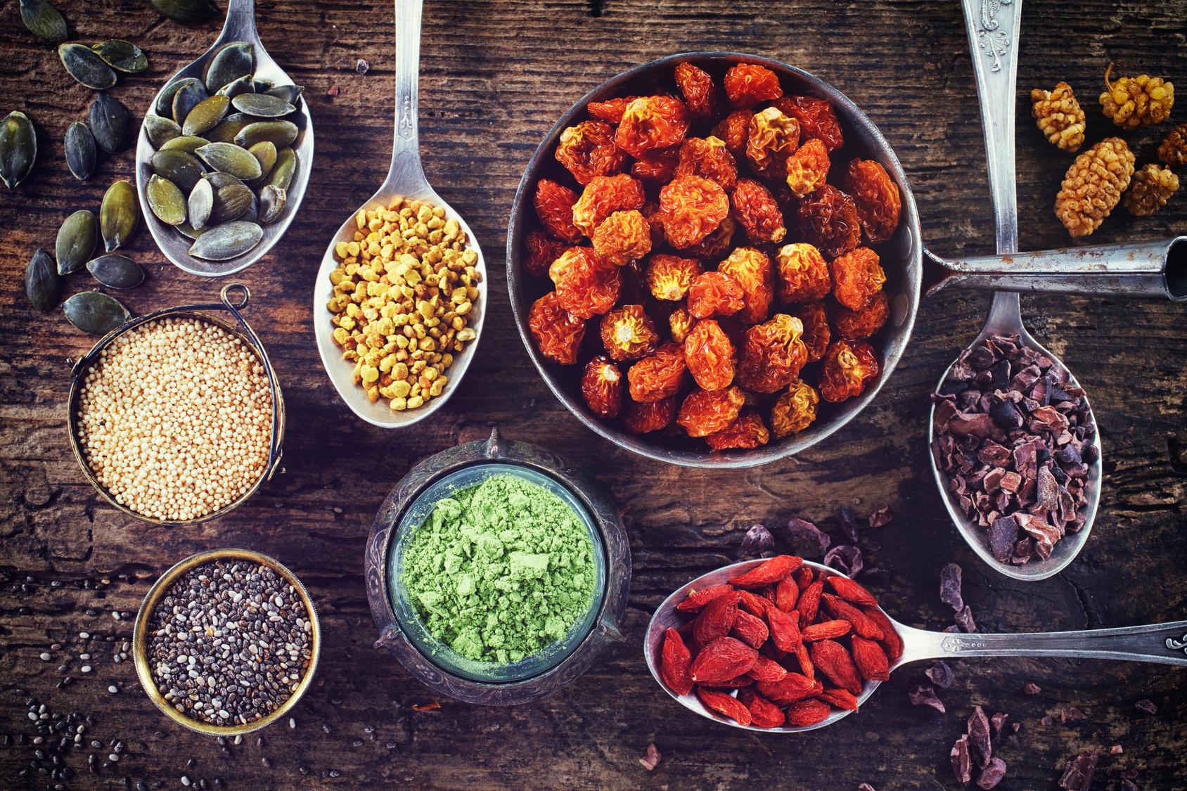 Importância dos Superalimentos na alimentação